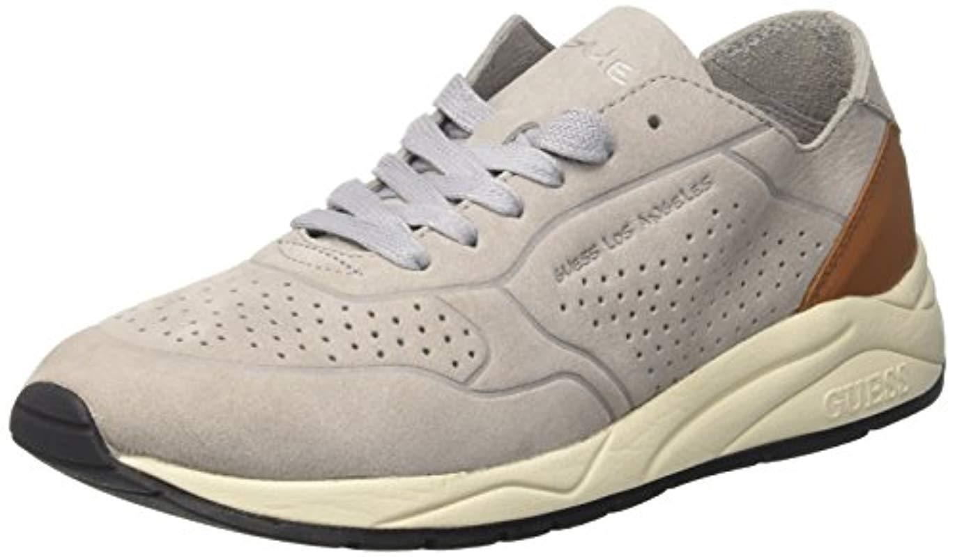 Guess Active Man Trainers in Gray for Men - Lyst 5d12df893d8