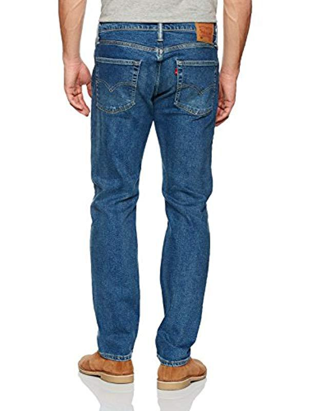 1b0fbe74e22 Fit In For Blue Jeans Men Lyst Levi's 502 Regular Tapered tdshQr