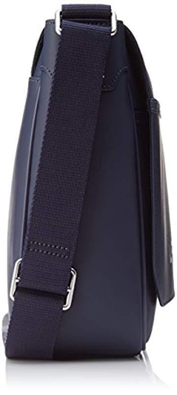 b492059ff8 NH2351UT homme Ultimum Sacs portes main Bleu (Peacoat) Lacoste pour ...