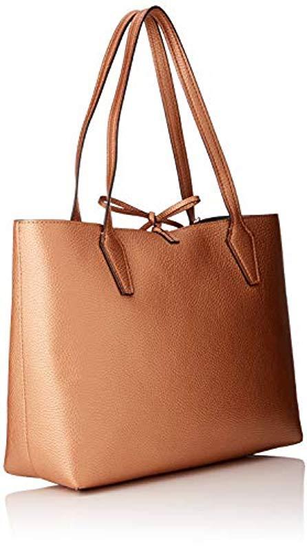 8b957df4c886 Guess - Multicolor Bobbi Inside Out Tote Handbag - Lyst. View fullscreen