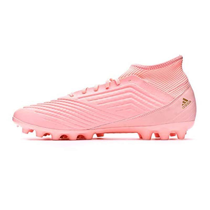 the best attitude 8f48e 4be1d Adidas - Pink Predator 18.3 Ag Football Boots, Orange Narcla rostra 0, 9.5.  View fullscreen