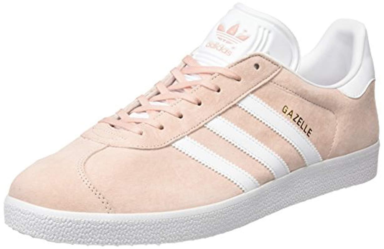 adidas Gazelle Gymnastics Shoes in Pink for Men - Lyst a5eaab44f
