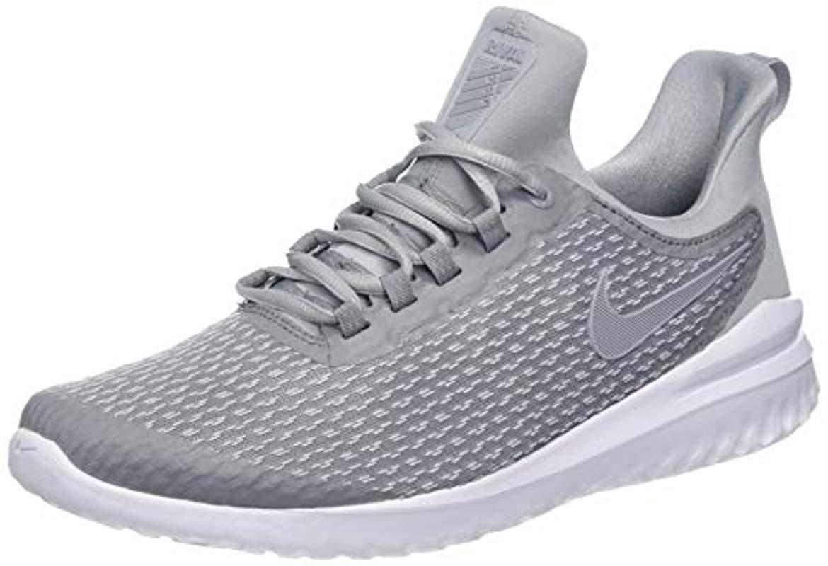 b5544a92858 Nike Renew Rival Fitness Shoes in Gray for Men - Save 2% - Lyst