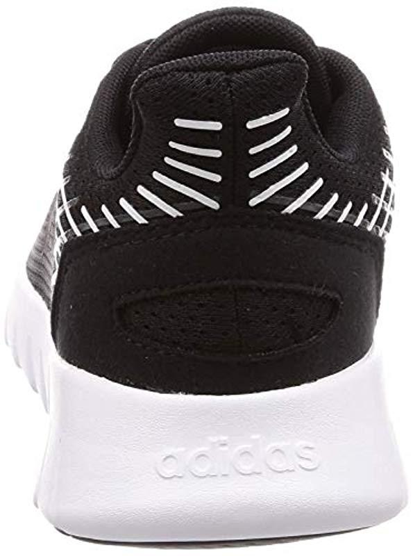 new product 9756c 53c2a Adidas - Black s Asweerun Fitness Shoes - Lyst. View fullscreen