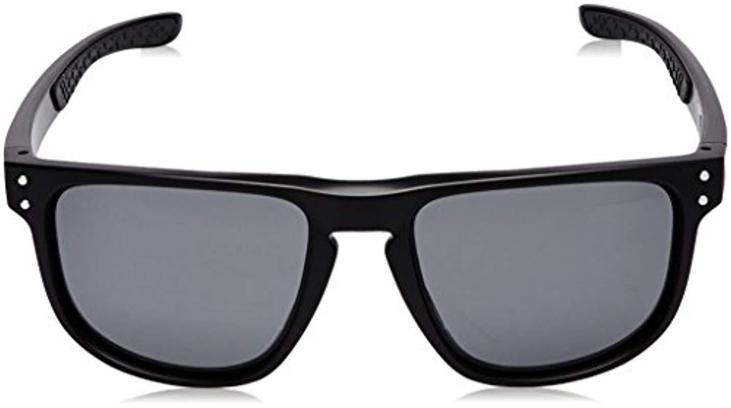 0c9deafefda936 Ray-Ban Holbrook R 937701 Sunglasses, Matte Black grey, 55 in Black ...