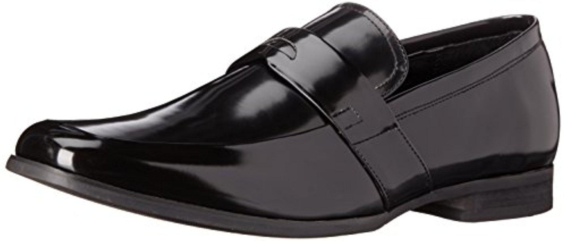 Calvin Klein. Men's Black Carrigan Box Smooth ...