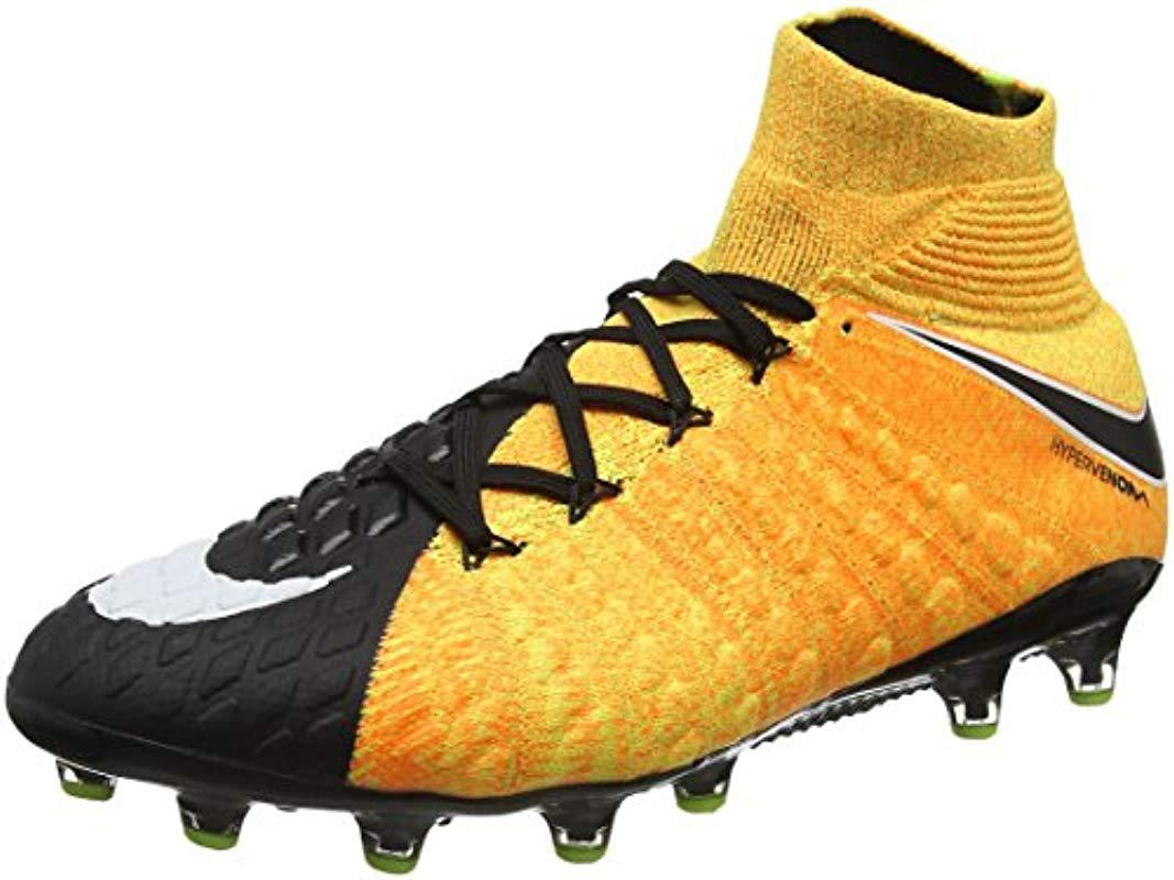 26b0b215f ... spain nike s hypervenom phantom 3 df ag pro football boots in orange  for 5448f 99d4b
