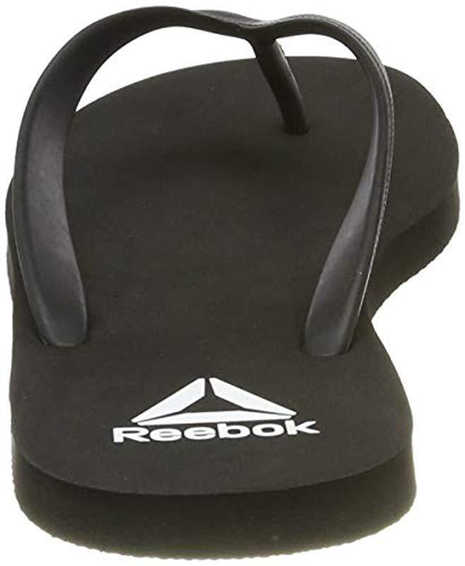 dabaa7322 Reebok Cn6844 Beach   Pool Shoes in Black for Men - Lyst