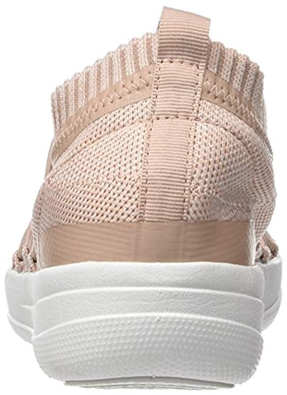 964769983d35 Fitflop - Multicolor Uberknit Slip-on Ghillie Sneakers Slip On Trainers -  Lyst. View fullscreen