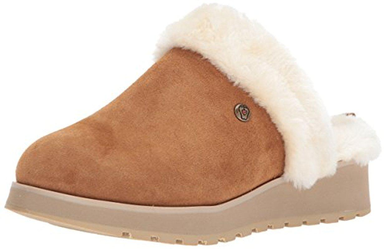 BOBS from SKECHERS Keepsakes High - Snow Magic 893Wym