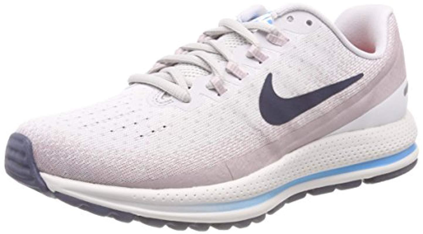 3d3aca075d0f Nike Wmns Air Zoom Vomero 13 Competition Running Shoes in Gray - Lyst