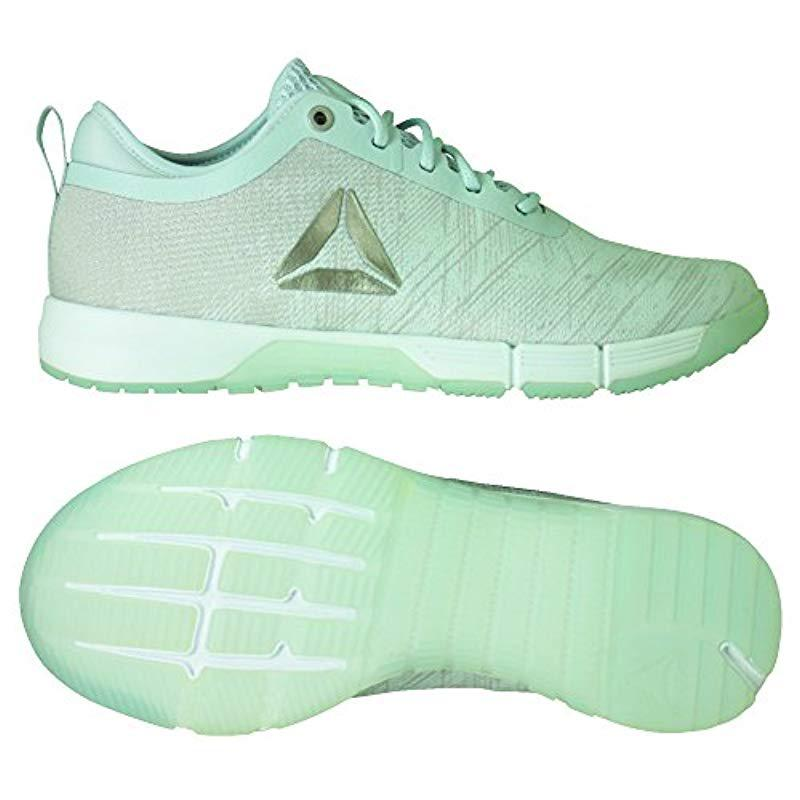 Reebok Speed Her Tr Fitness Shoes in Green - Save 4.0% - Lyst ab4d225e676