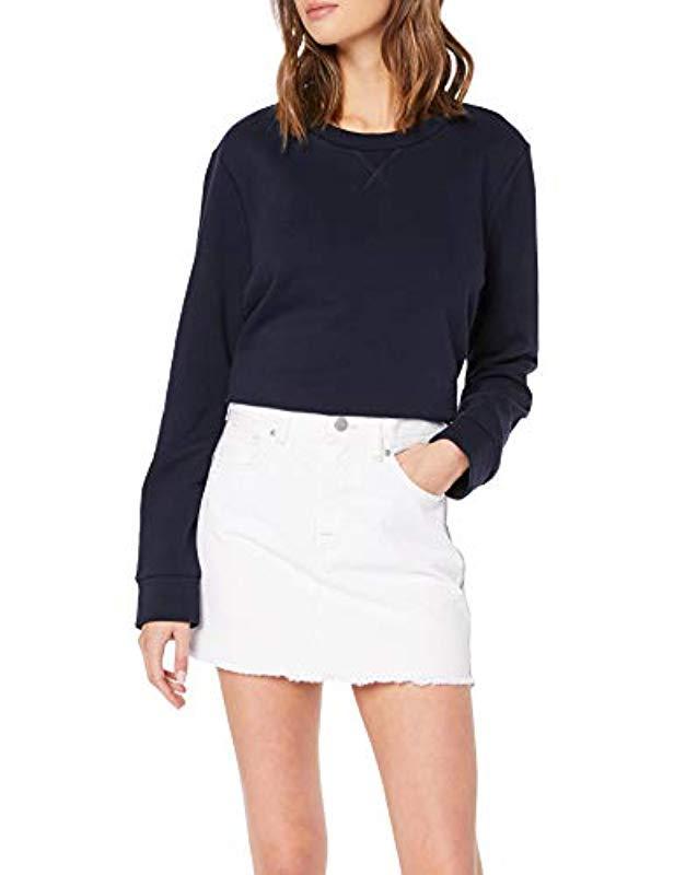 434dd03666 Pepe Jeans Dani Bling Skirt in Blue - Lyst