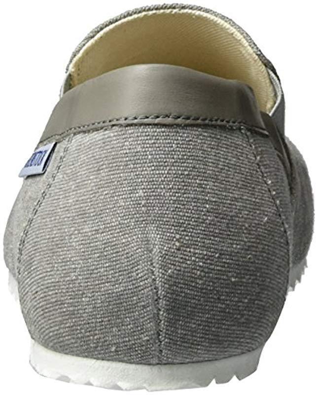 fb5bb34f0332 Birkenstock Jenks Loafers in Gray - Lyst