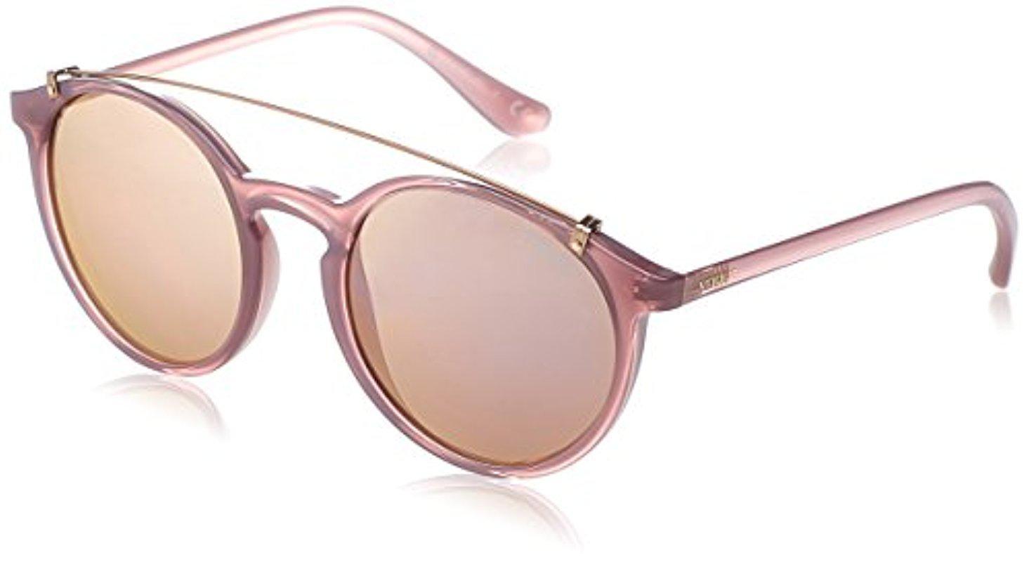 374cd0b42 Ray-Ban Plastic Woman Non-polarized Iridium Round Sunglasses, Opal ...