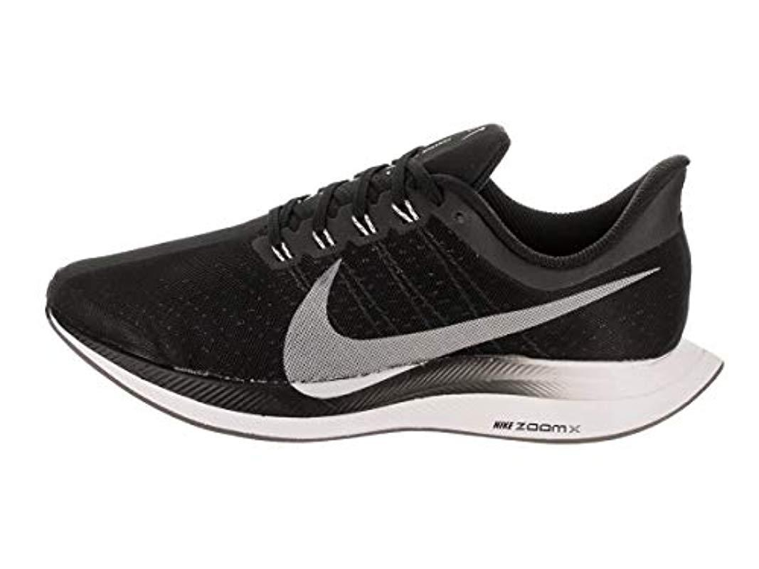 54fbe209f0703 Nike - Black W Zoom Pegasus 35 Turbo Competition Running Shoes - Lyst. View  fullscreen