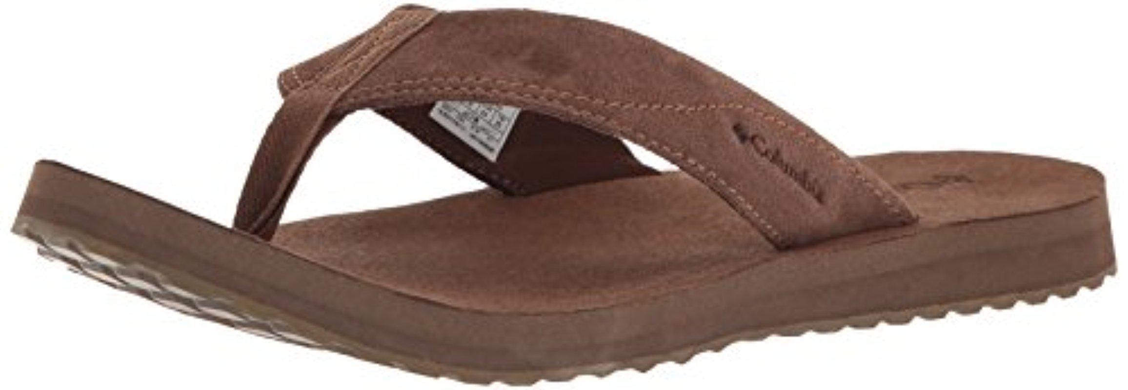 Men's Sorrento Leather Flip Sport Sandal