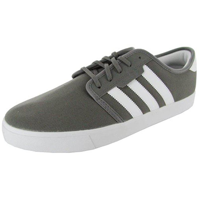 b1647029b Lyst - adidas Seeley in Gray for Men