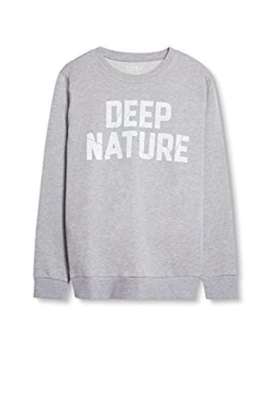 quality design bc3db e7446 esprit-Grey-Grey-030-Sweatshirt.jpeg