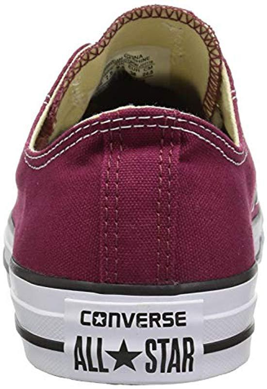 aec89bf067ad Lyst - Converse Unisex Adults  Chuck Taylor All Star Low-top ...