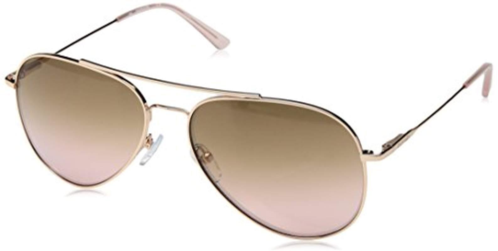 92d17c4af9 Lyst - Calvin Klein Ck18105s Aviator Sunglasses