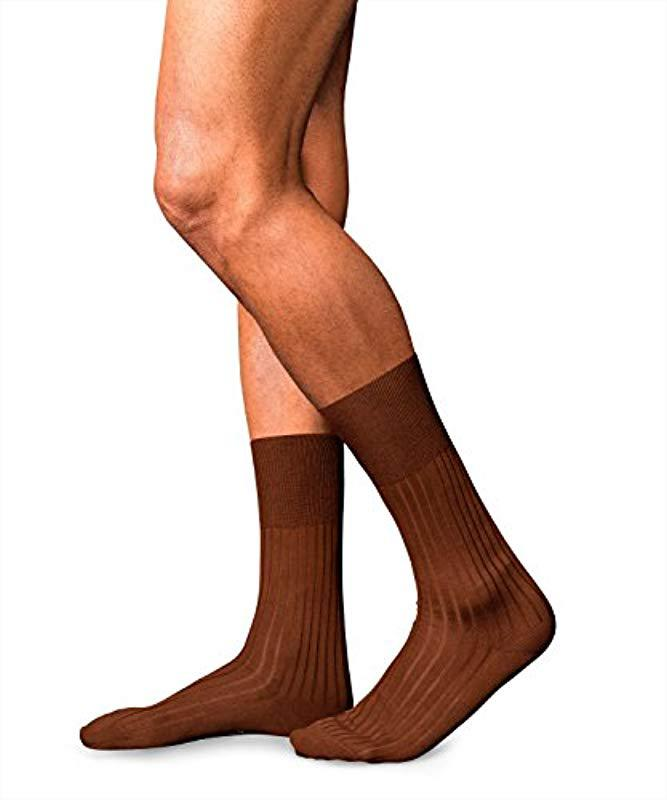 780b16ad4d3 Falke No 13 Socks in Brown for Men - Lyst