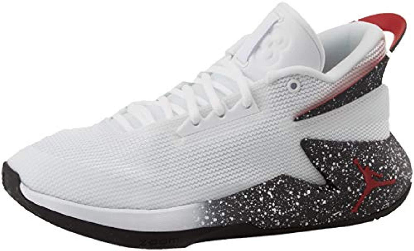 3d03f750e1df Nike Jordan Fly Lockdown Basketball Shoes in White for Men - Lyst
