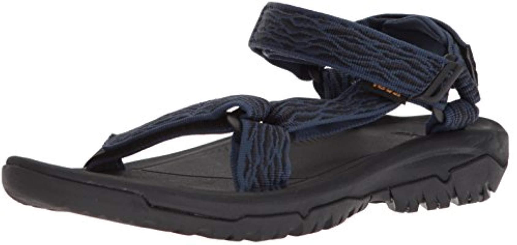 fd3c66f15 Teva Hurricane Xlt2 M s Ankle Strap Sandals in Blue for Men - Lyst