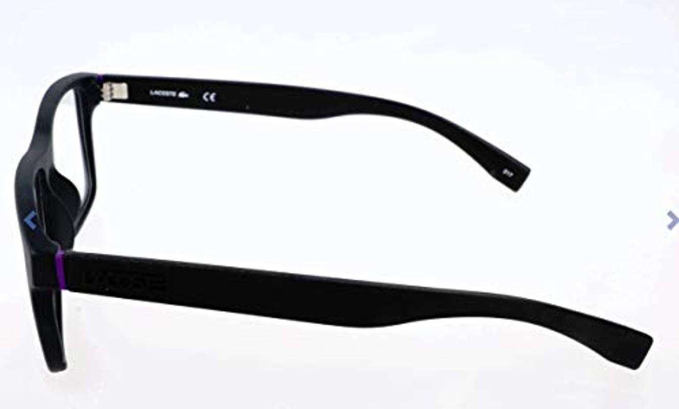 6fa444d69885 Lacoste Unisex s L2796 001 55 Optical Frames