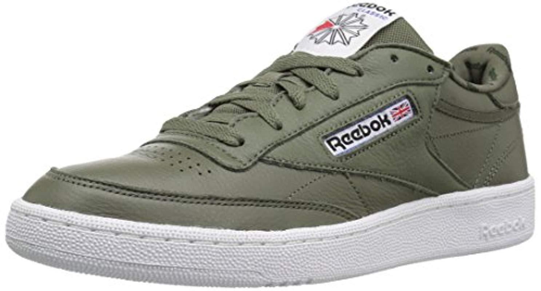 b97ce8368e04 Lyst - Reebok Club C 85 So Fashion Sneaker in Green for Men