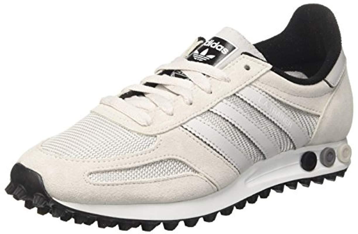 adidas La Trainer Og in Gray for Men - Lyst c70228fa46e