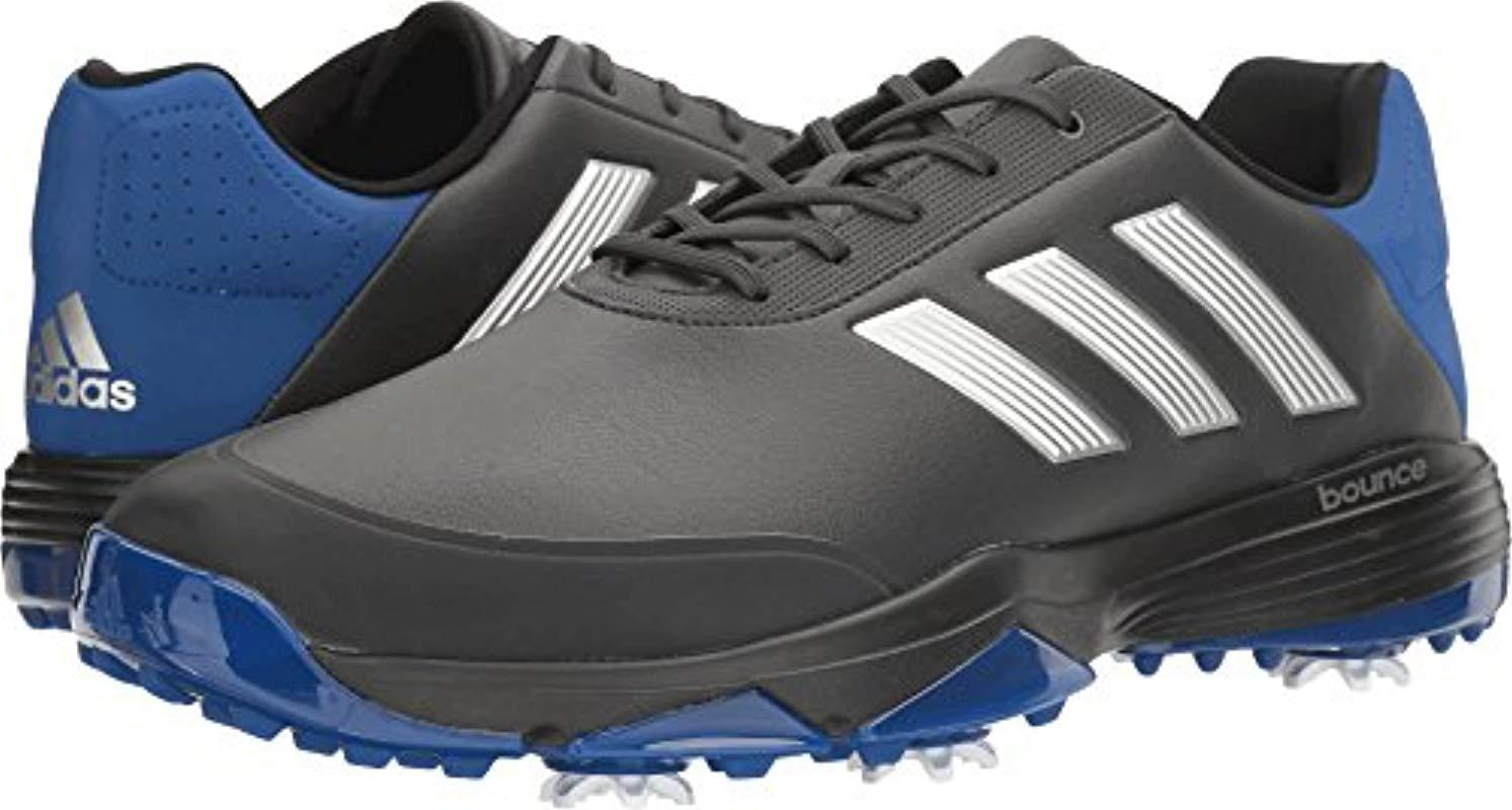 1e8f73d7ed530 Lyst - adidas Adipower Bounce Wd Carbon Golf Shoe in Black for Men