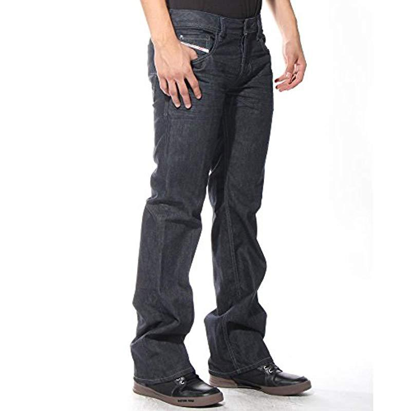 2228e4ce DIESEL Zatiny Slim Micro-bootcut Jean 0088z in Blue for Men - Lyst