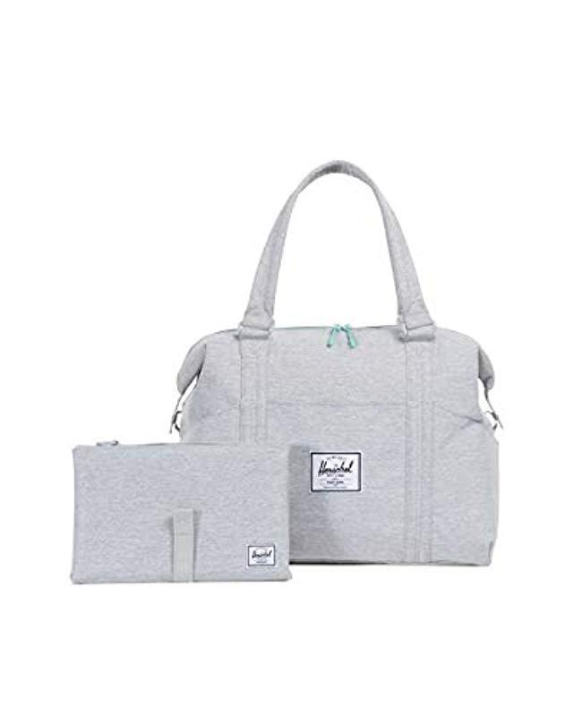0da393e628fe Lyst - Herschel Supply Co. Strand Duffle Bag in Gray