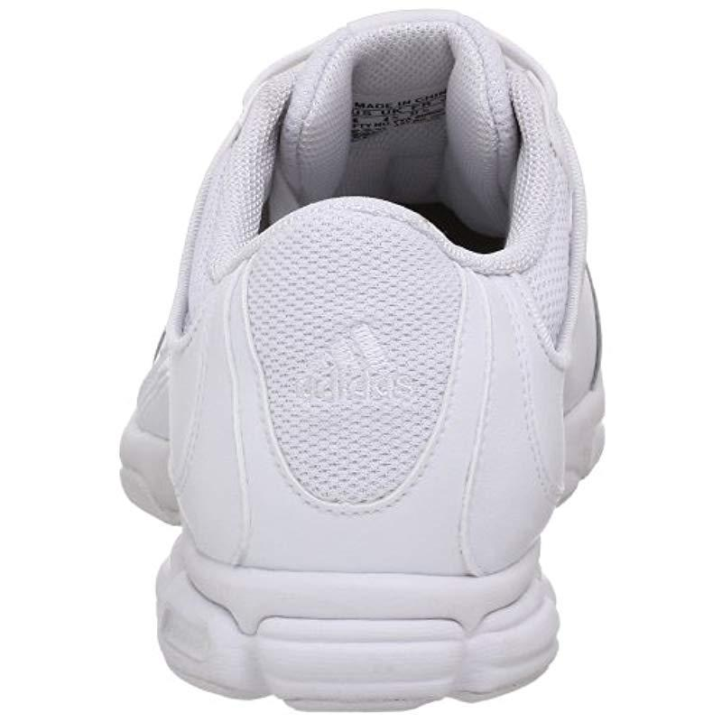 f601db9584d Lyst - adidas Cheer Sport Cross-trainer Shoe in White - Save 16%