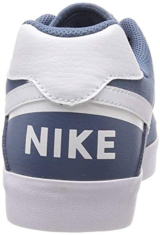 hot sale online 983a9 2971c Nike Sb Delta Force Vulc Skate Skateboarding Shoes, Blue ...
