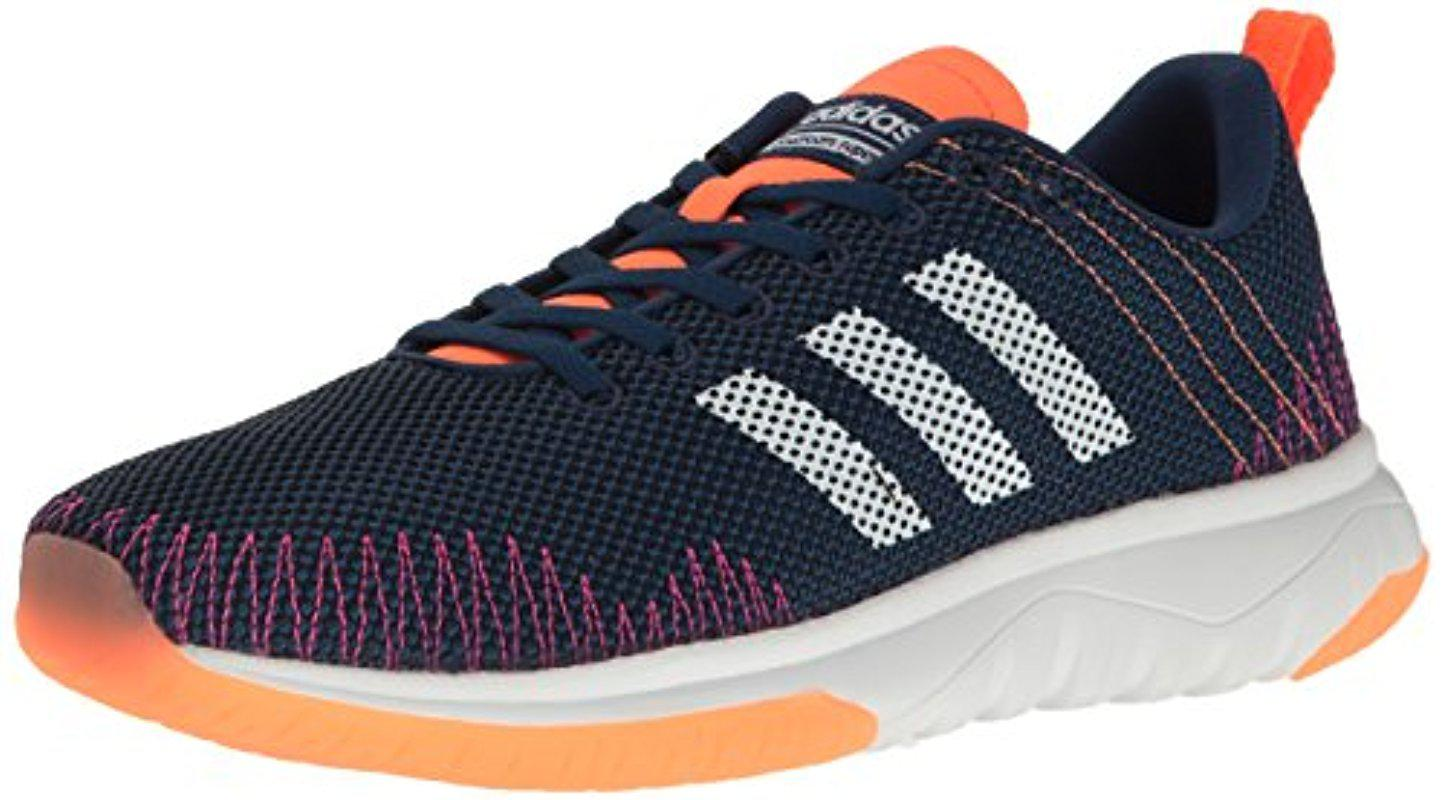Lyst Flex Adidas Cloudfoam Super Flex Lyst W Running Schuhe in Blau for Men 4c70c7