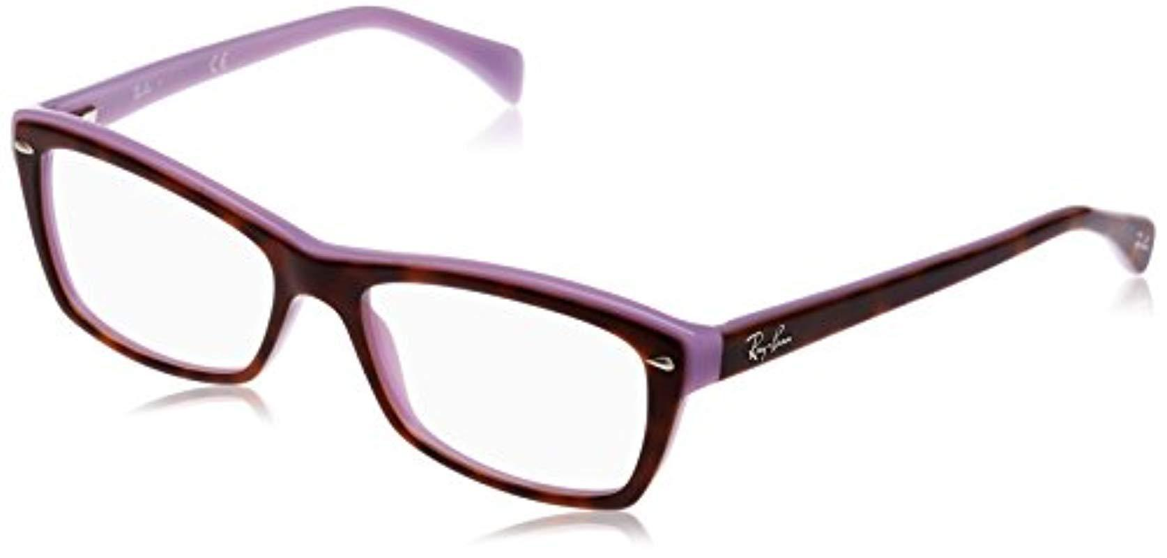 97ac37f0b87 Ray-Ban. Women s 0rx 5255 5240 53 Optical Frames ...