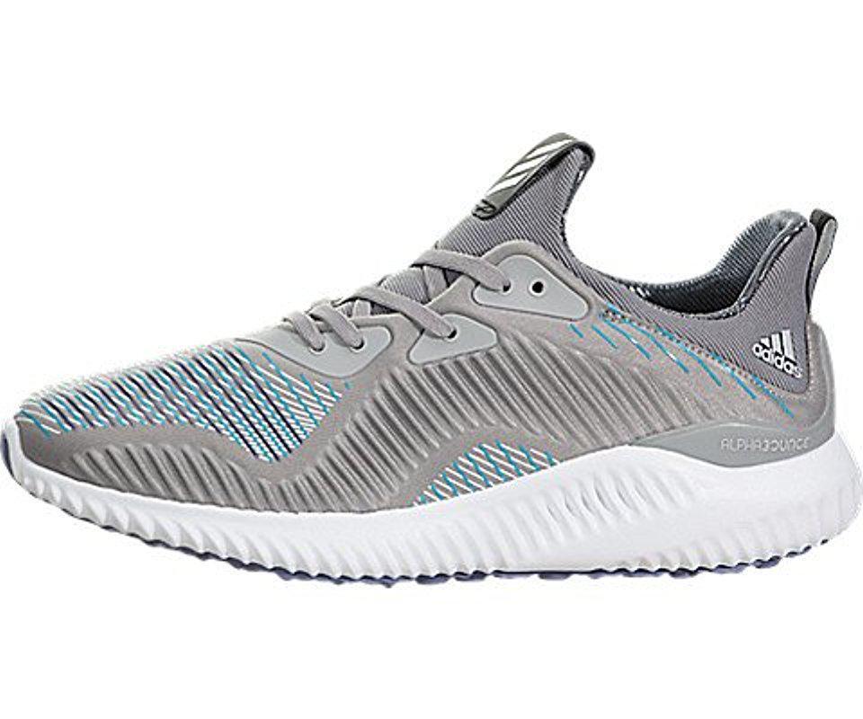 d3004325e9125 adidas Originals. Women s Gray Adidas Performance Alphabounce Hpc W Running  Shoe