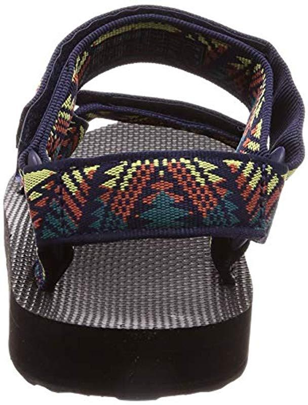 9e660777b535 Teva Original Universal M s Ankle Strap Sandals for Men - Lyst