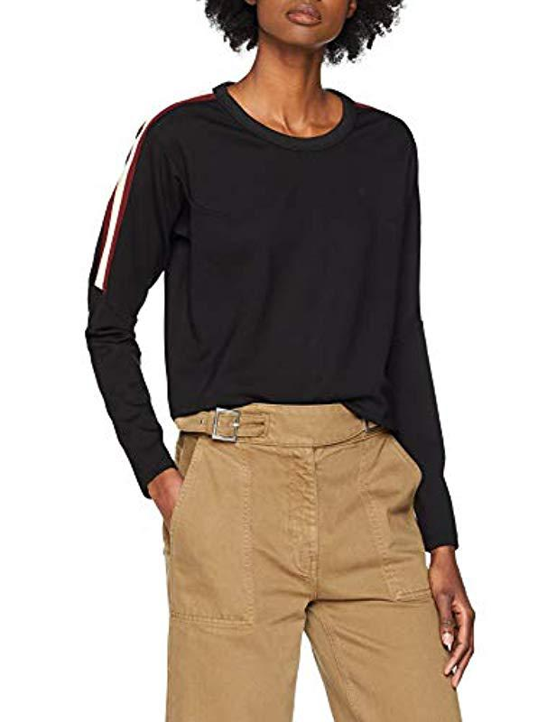 a08e73c41257 g-star-raw-Multicolour-Dk-Black-6484-Nostelle-Stripe-Sweat-Sweatshirt.jpeg