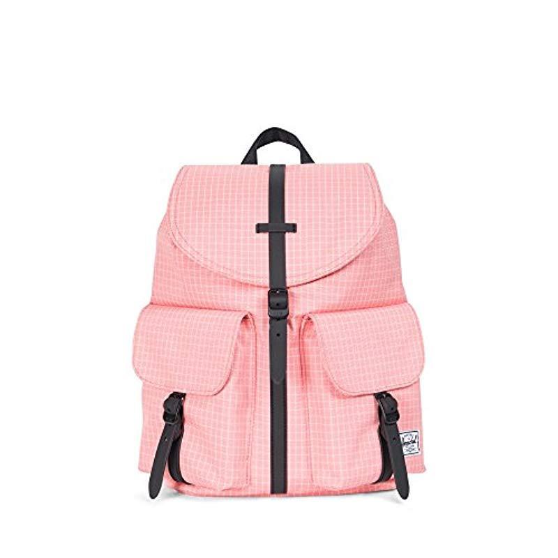 cfffdf3e739 Lyst - Herschel Supply Co. Herschel Dawson X-small Backpack in Pink ...