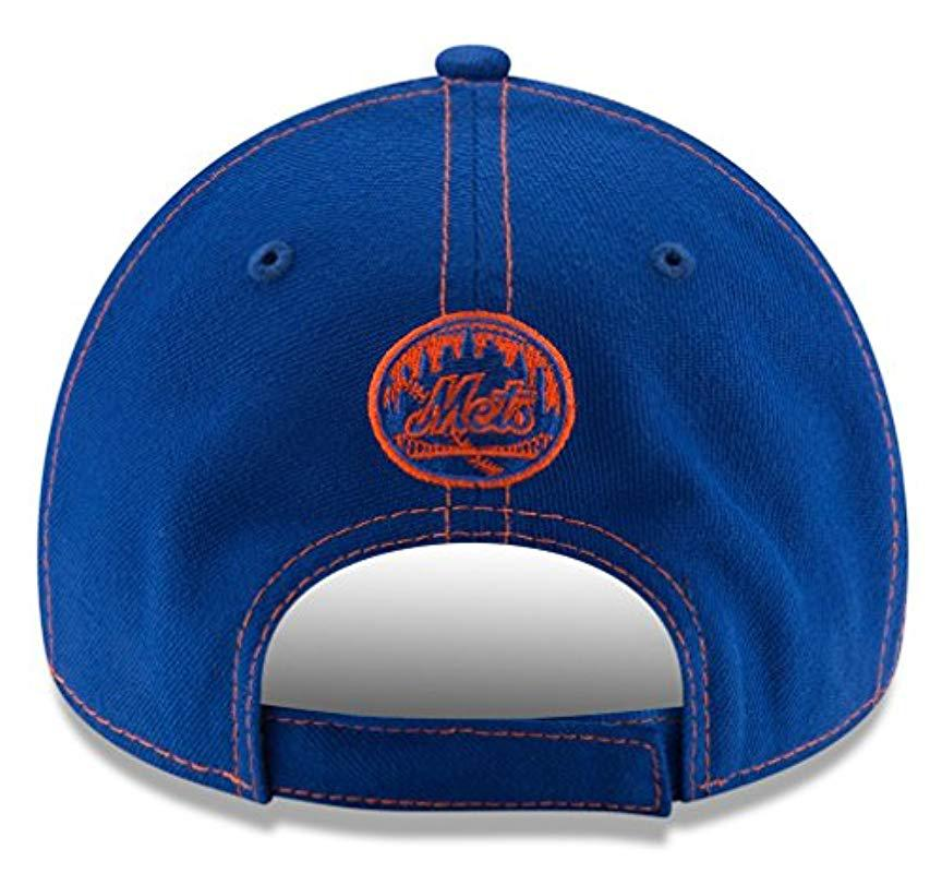 new products aba17 3c234 ... switzerland lyst ktz new york mets 9forty mlb the league class adjustable  hat 2827a 30b1a