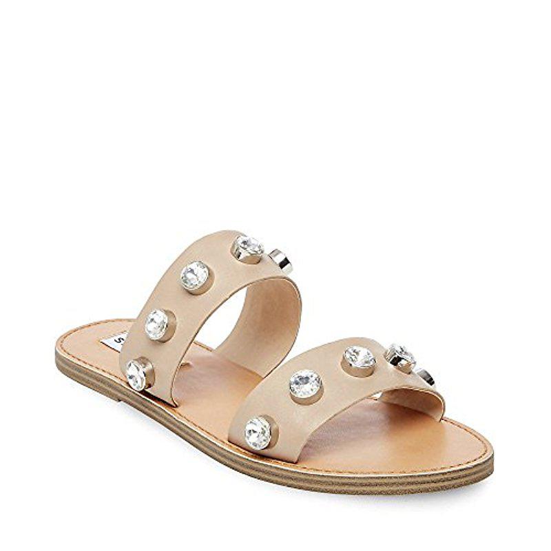 Jessy Leather Jewel Sandals nDNlidZ