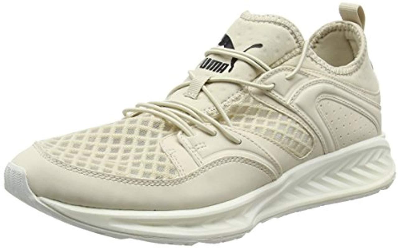 the best attitude 8bb22 c77ee puma-Beige-Oatmeal-oatmeal-puma-Whit-Unisex-Adults-Blaze-Ignite-Plus-Breathe-Low-top-Sneakers.jpeg