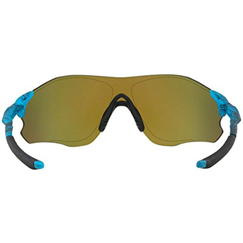 7a79820d92 Oakley Evzero Path Non-polarized Iridium Rectangular Sunglasses ...