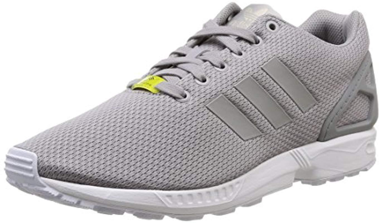 adidas Zx Flux Unisex Adult Low top Sneakers in Gray for Men