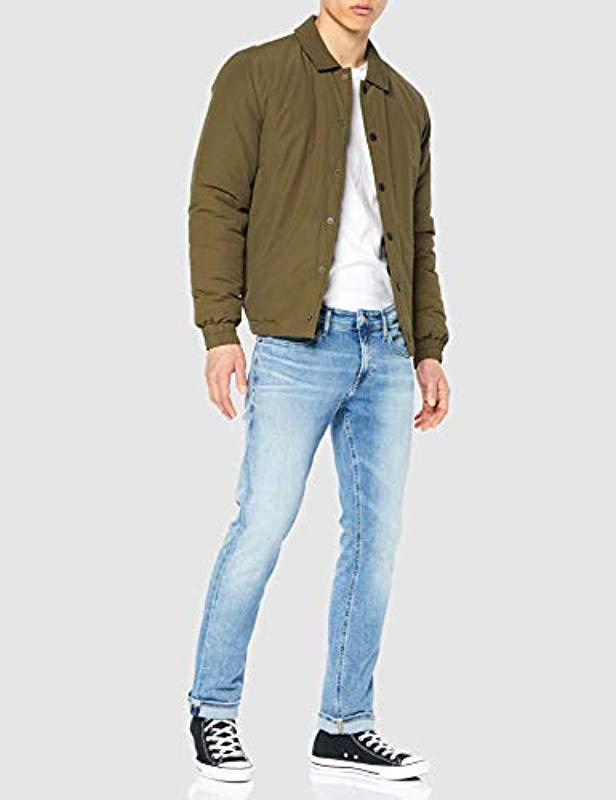 8a70aff7 Tommy Hilfiger Slim Scanton Flcnl Jeans in Blue for Men - Lyst