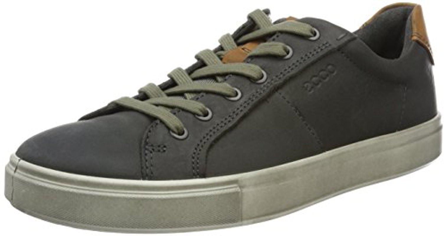 2f4ca8b181ea Lyst - Ecco Kyle Street Tie Fashion Sneaker in Green for Men