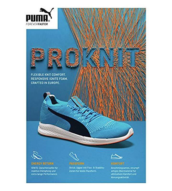 fd3efef6d14 PUMA - Blue Ignite Proknit
